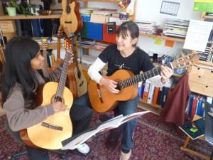 Gitarren- Unterrricht Einzel