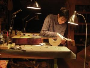 Cecilia/Gitarrenbau
