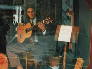 André Schaufenster Konzert
