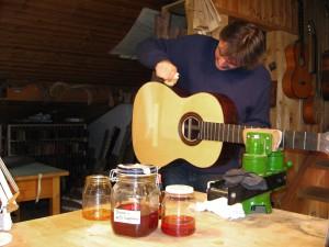 Werner/Gitarrenabu