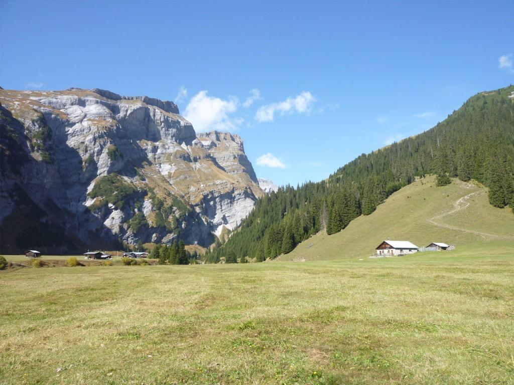 Taminser Landschaft