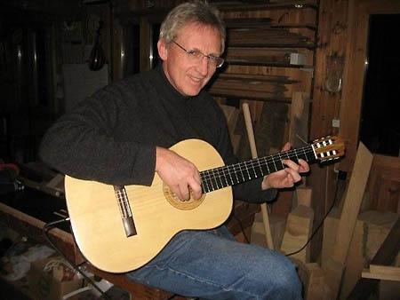 urs-berli Gitarren Baukurs