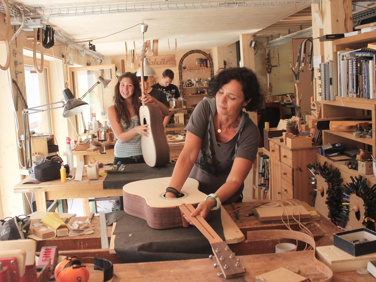kursteilnehmer Frauen am Werk grösse 1